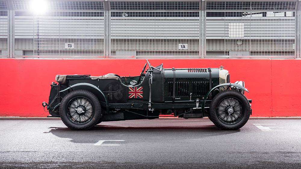 1929 Bentley 4.5-litre Blower