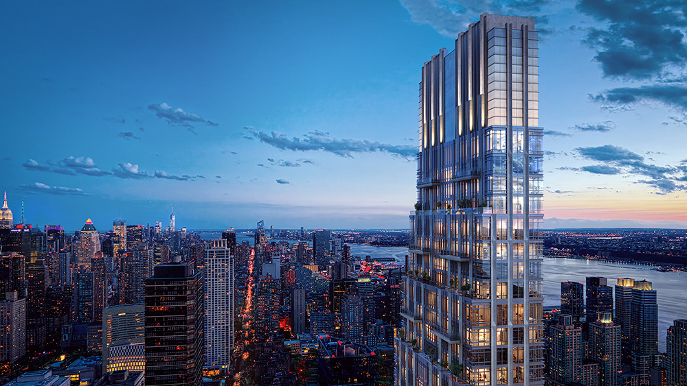 200 Amsterdam in the Upper West Side of New York