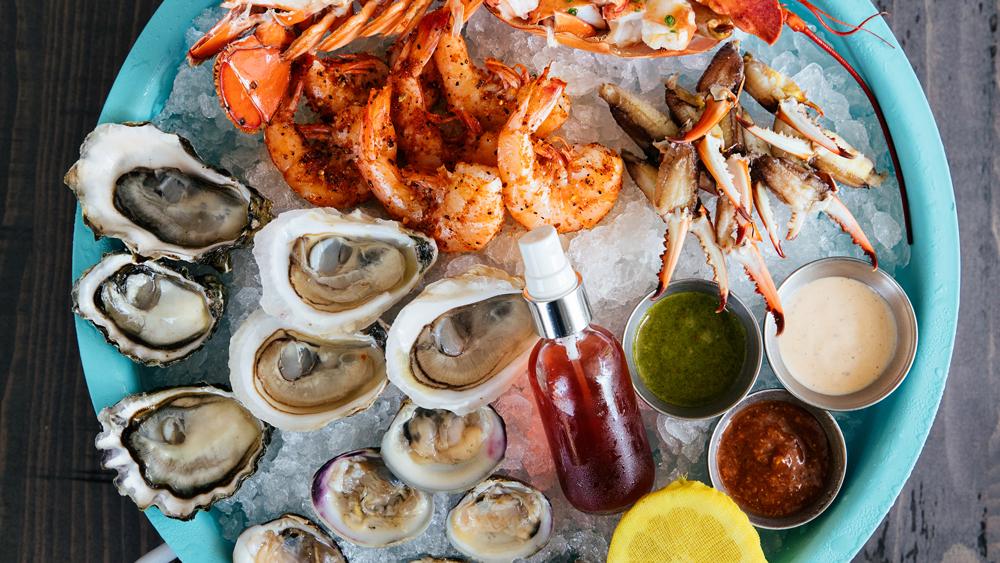 raw bar delaney oyster house