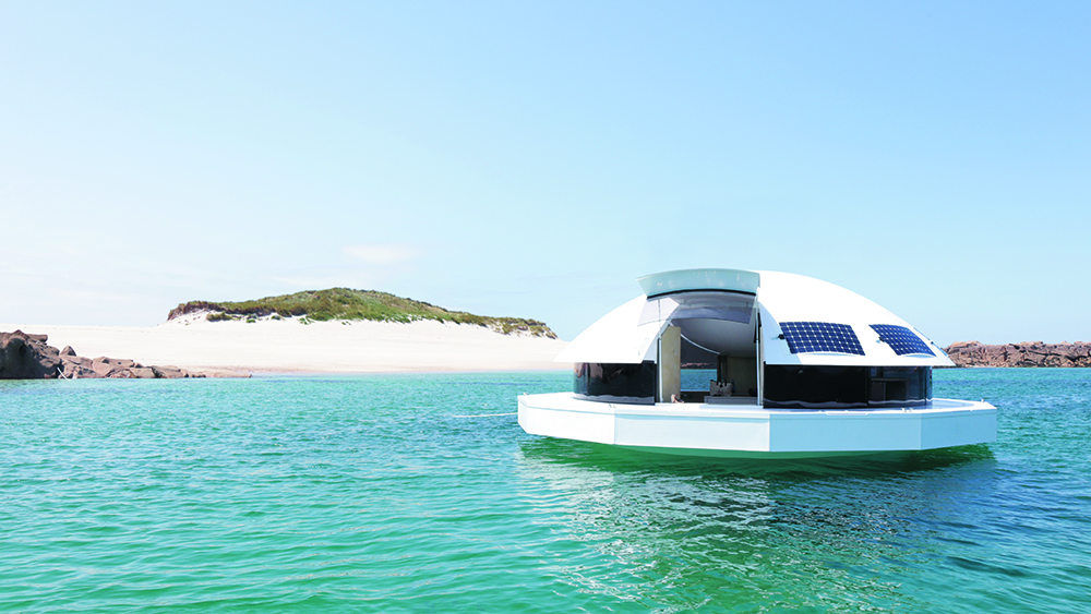 Anthenea Floating Home
