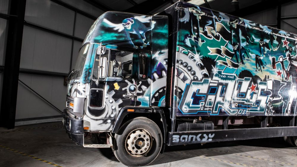 Banky's 'Turbo Zone Truck (Laugh Now But One Day We'll Be in Charge)'