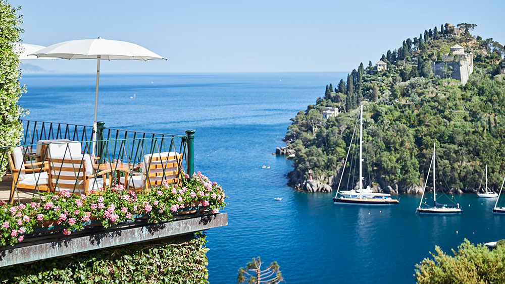 Belmond Hotel Splendido Portofino Italy