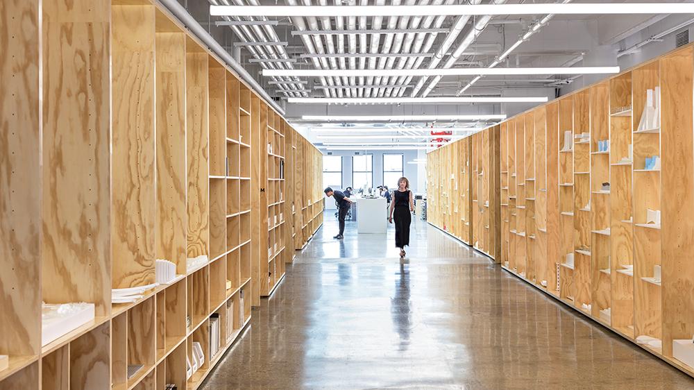Inside BIG's airy Copenhagen offices