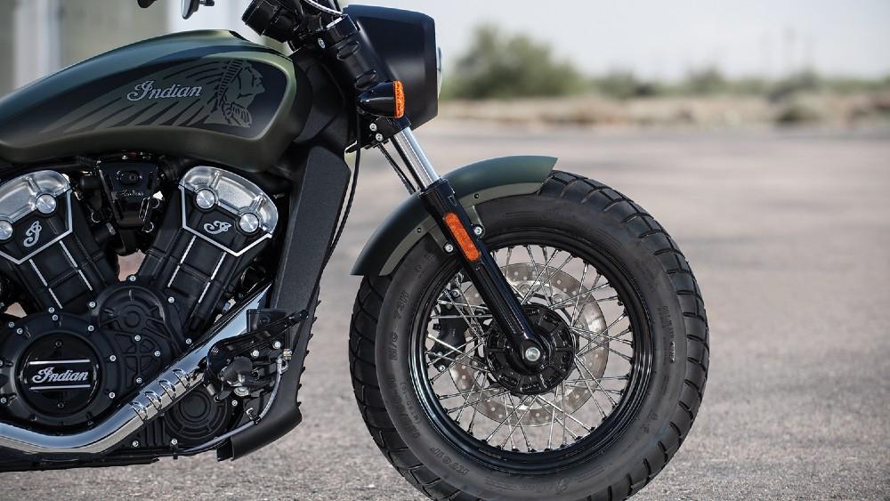 Indian Motorcycle's Scout Bobber Twenty