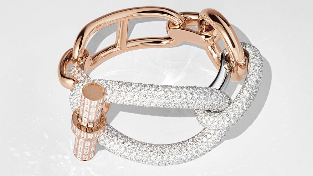 Hermès Adage Bracelet