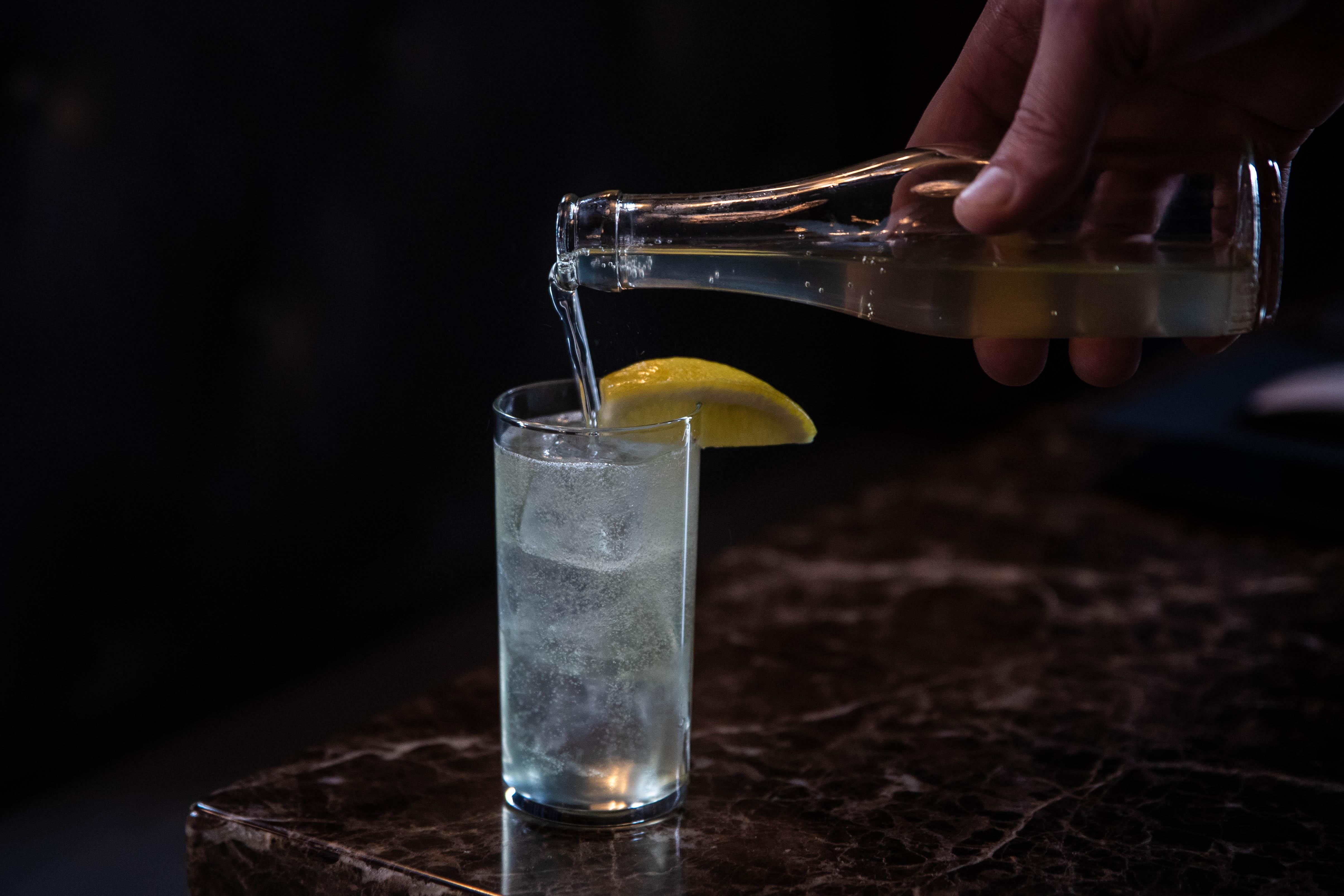 minimalist cocktails