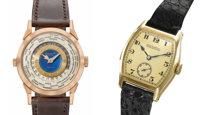 Patek Philippe Reference 2523 and Henry Graves Jr. 1927 Patek Philippe