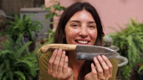 Knife Maker Chelsea Miller