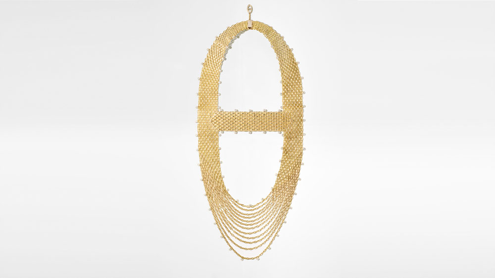 Hermès Voltige Necklace