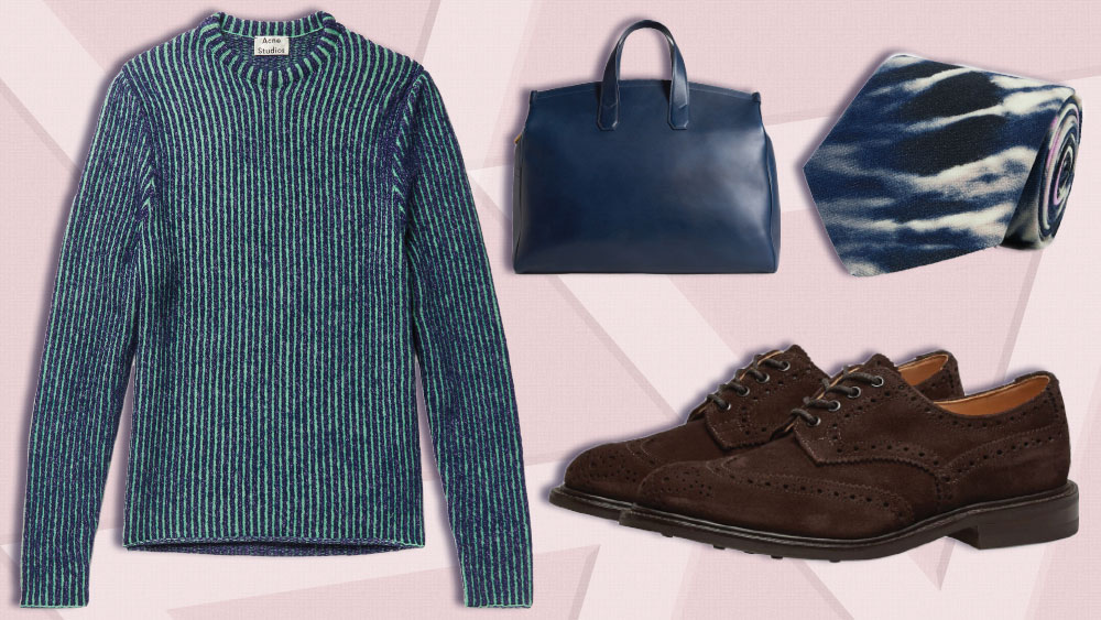 This week's best new menswear comes from an array of great brands, like Acne Studios, Dunhill, Dries Van Noten and Tricker's.