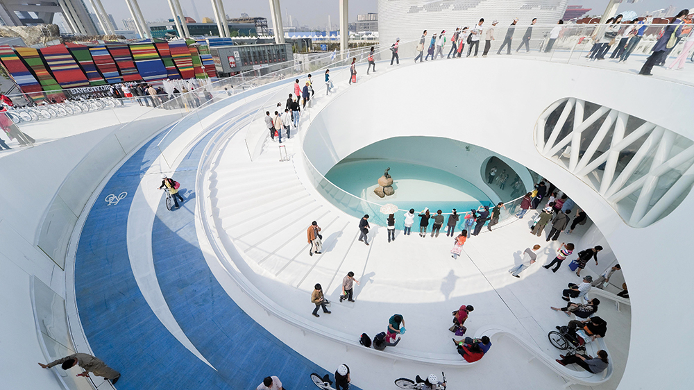 Danish Expo Pavillion in Shanghai