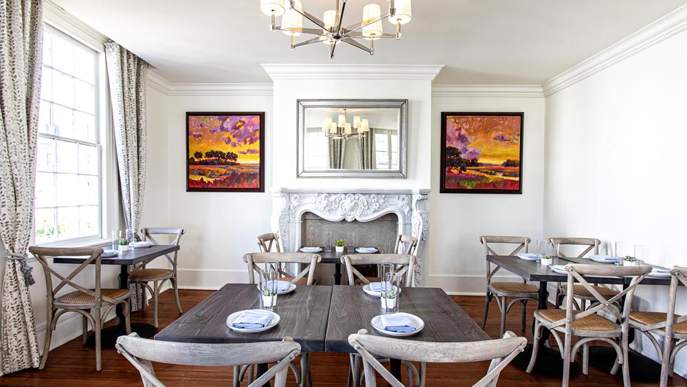 delaney oyster house dining room
