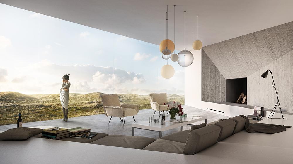 Dune House by Studio Viktor Sørless