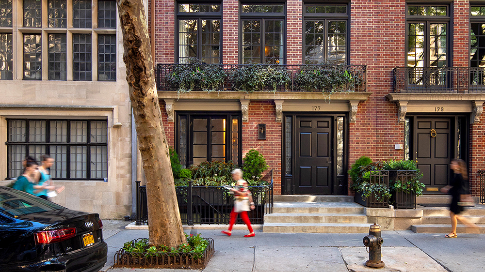 East 71st Townhouse in New York