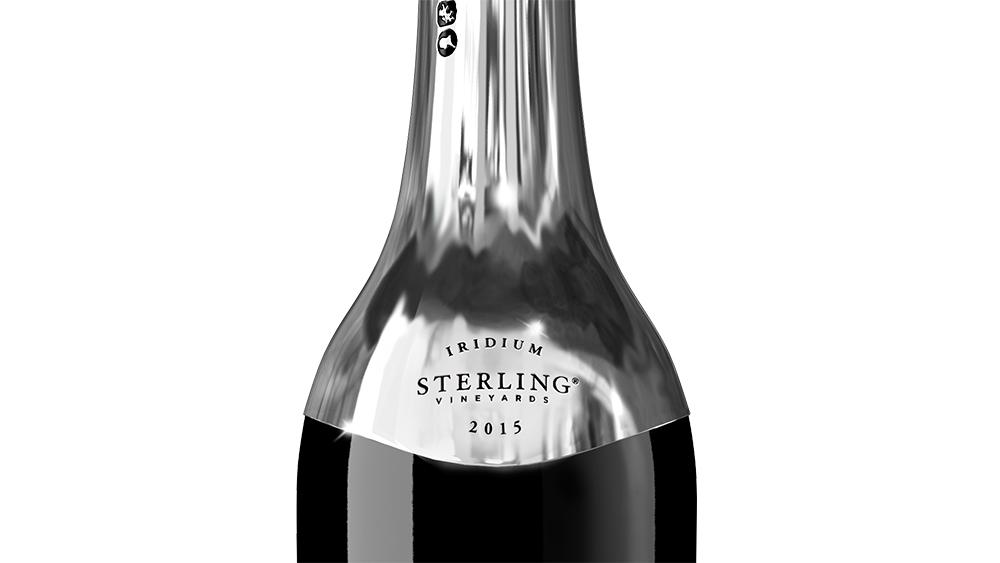 sterling iridium wine