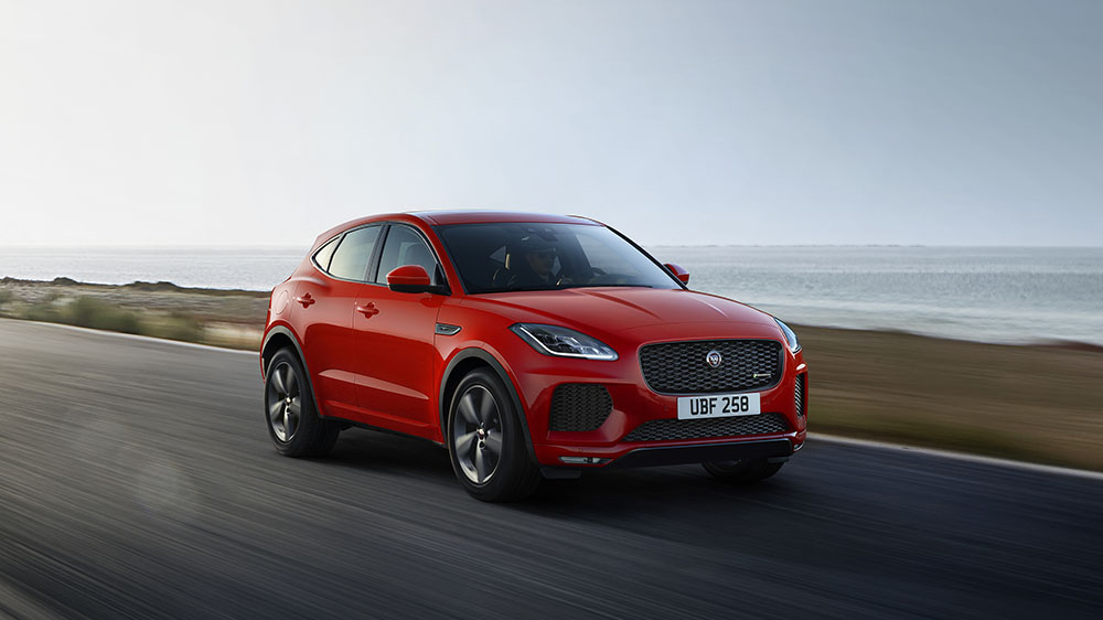Jaguar will spice up the E-Pace by bringing over a new, limited-edition version of the crossover to the US as part of its 2020 model year offerings.