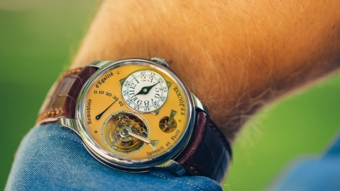 F.P. Journe Tourbillon-Souverain at Phillips Perpetual