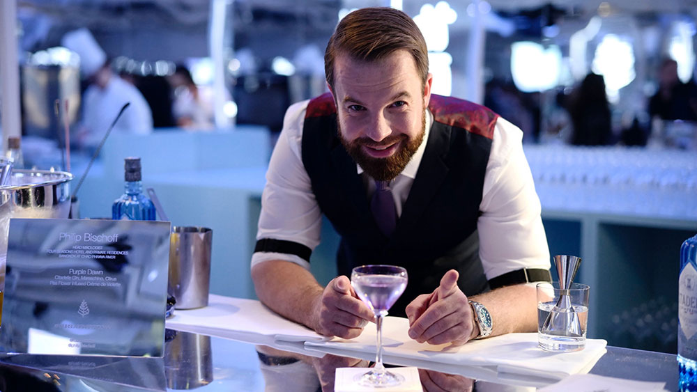 Mixologist Philip Bischoff Four Seasons Bangkok
