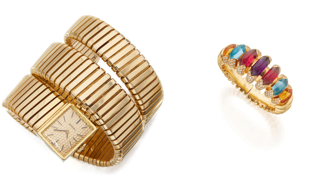 Bulgari Bracelet and Ring