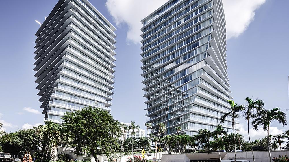 Grove at Grand Bay, Miami