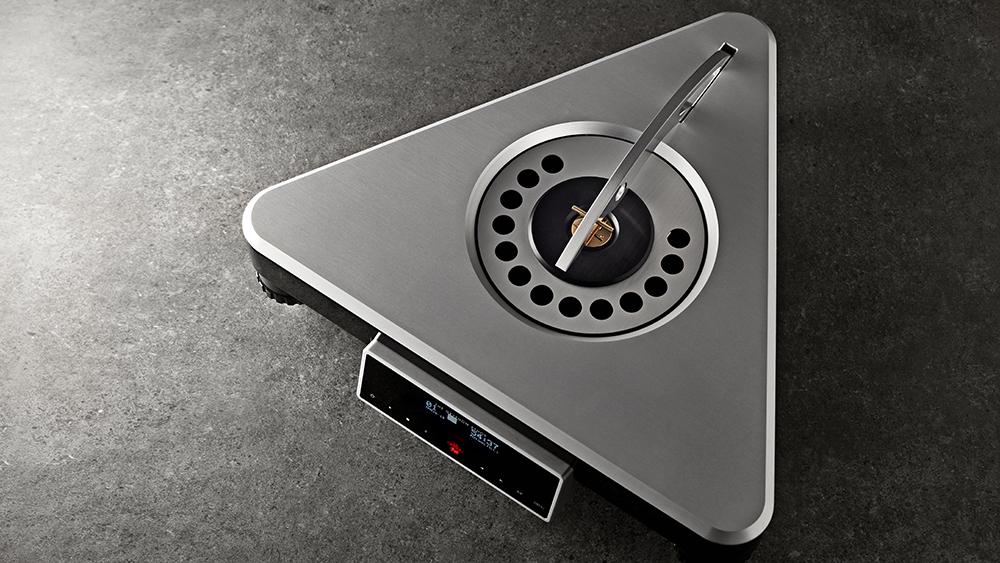 Gryphon Audio Designs new CD player Ethos
