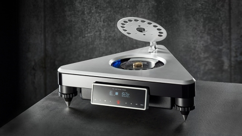 Gryphon Audio Designs new CD player Ethos