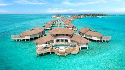 InterContinental Maldives Overwater Villas