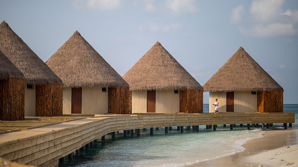InterContinental Maldives spa