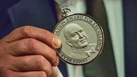 James Beard Medal