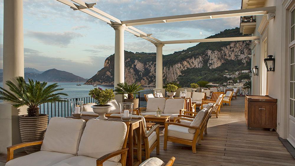 J.K. Place Capri Italy