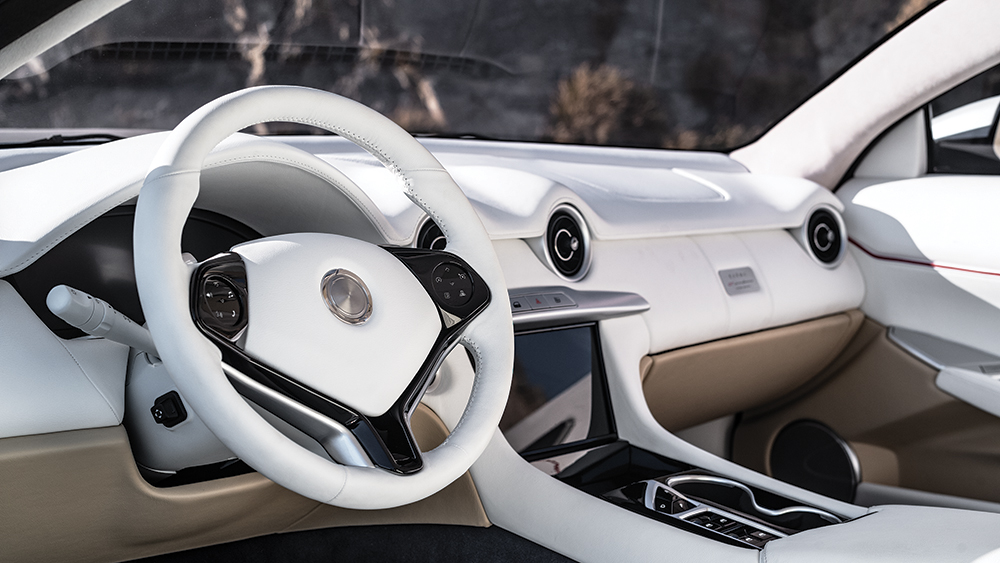 Karma and Pininfarina prototype