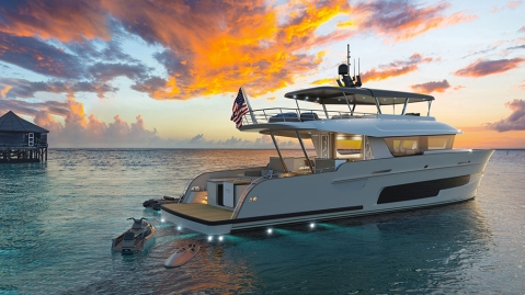 LeVen Yacht's new 90-foot yacht