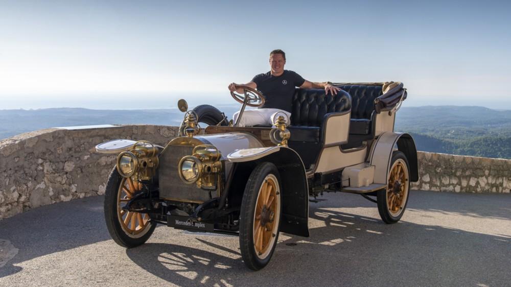 The original 1901 Simplex