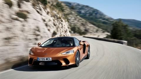First Drive: The 2020 McLaren GT.