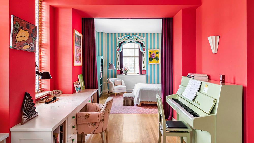 Bette Midler penthouse