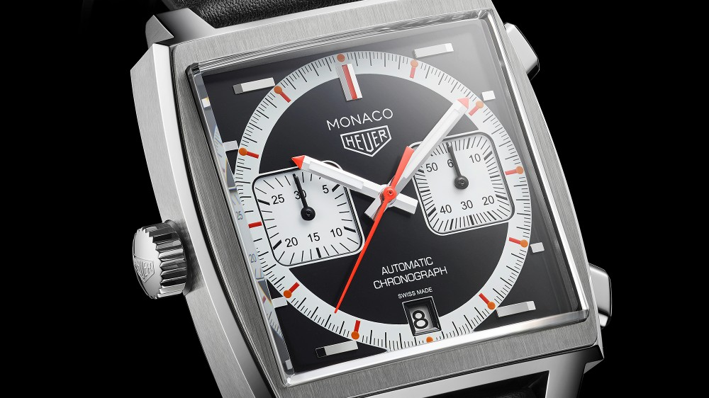 The TAG Heuer Monaco 1999-2009 Limited Edition