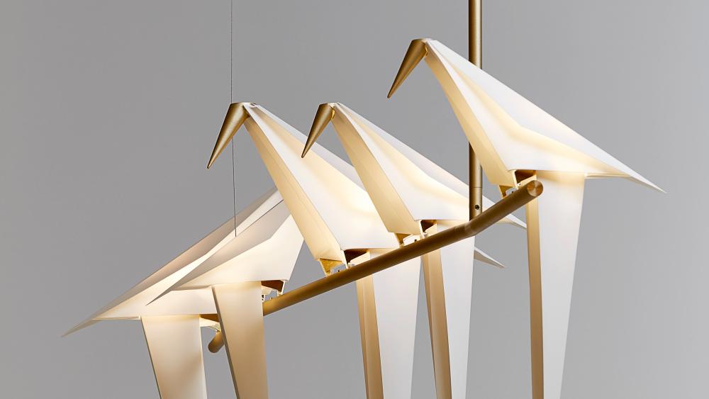 Origami Moooi light