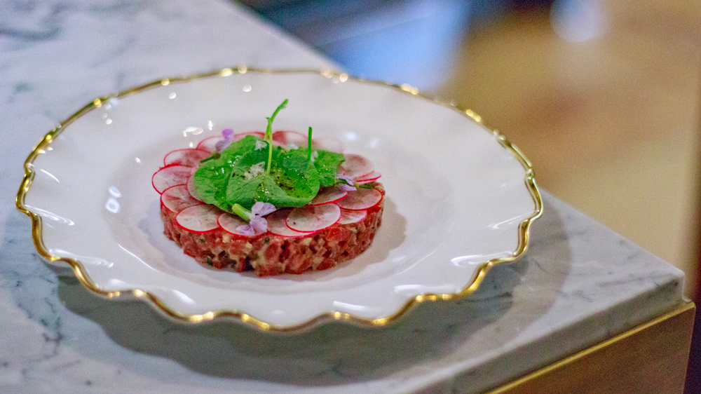 A Michelin 3-Star Chef Explains How to Make the Perfect Steak Tartare at Home