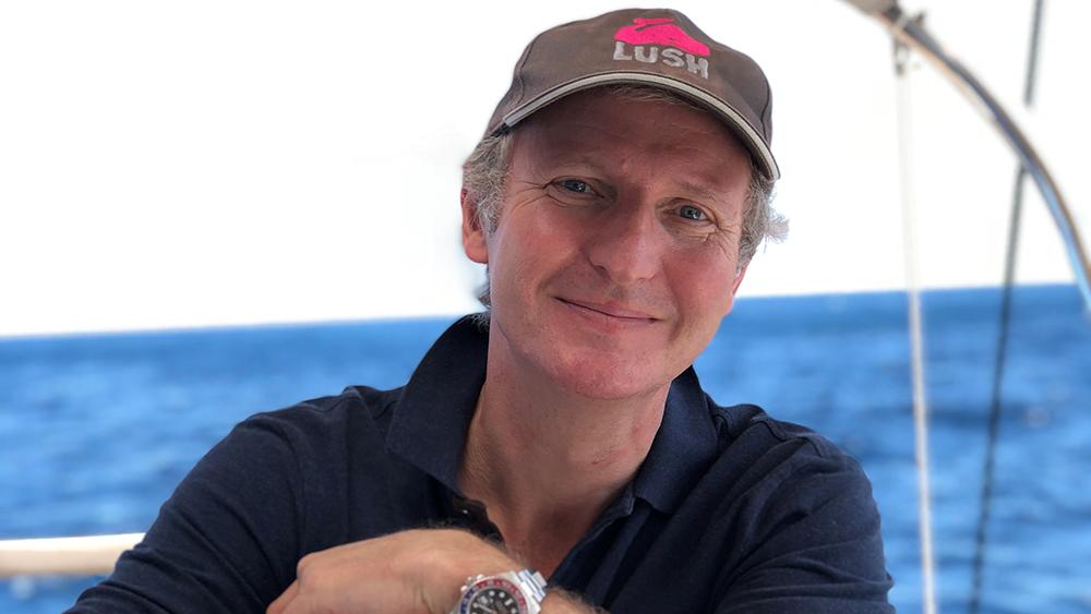 Oyster Yachts CEO Richard Hadida