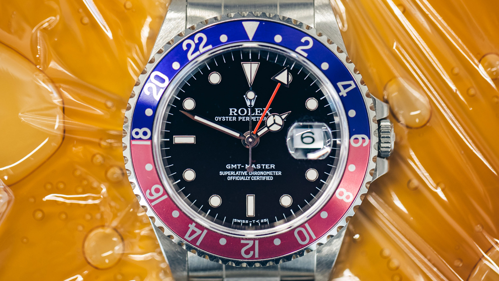 "Rolex ""Pepsi"" GMT Master I Ref. 16700 at Phillips Perpetual"