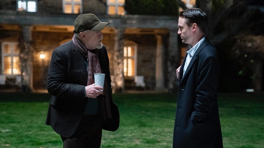 Succession, Season 2, Episode 5: Logan and Roman