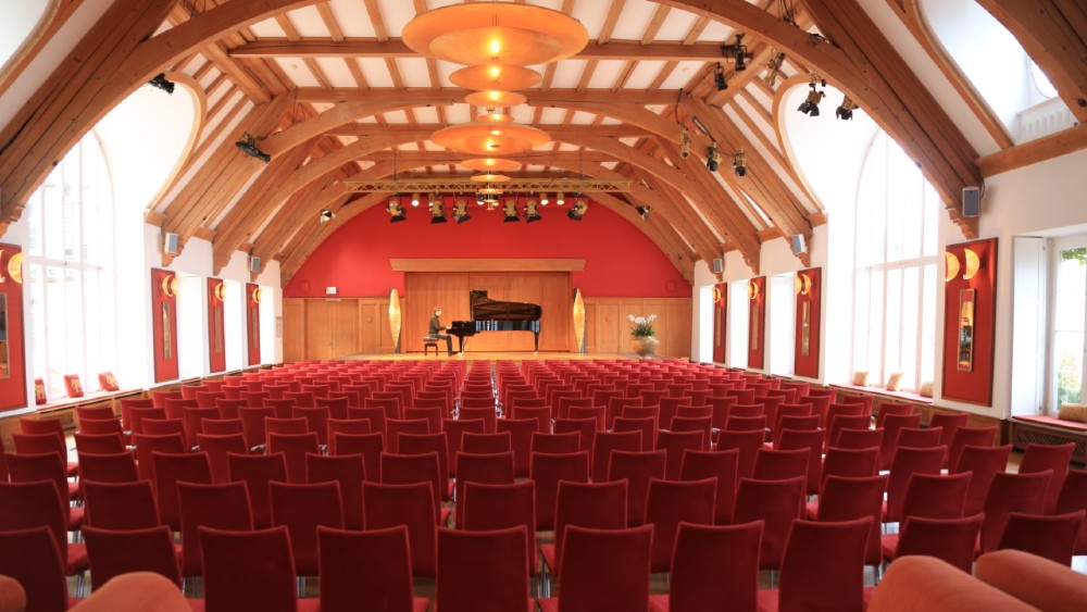 concert hall Schloss Elmau