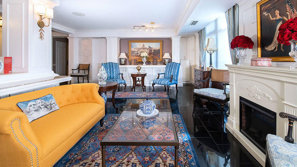 Selena Meyer Presidential Suite