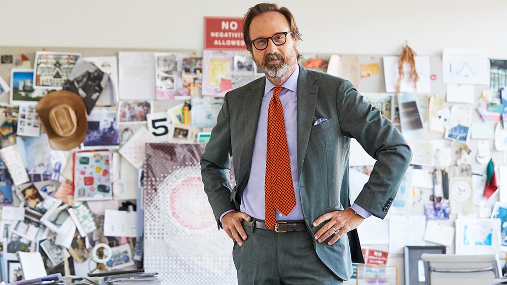 Sid Mashburn, the Atlanta-based menswear designer, recently partnered with Mr Porter.