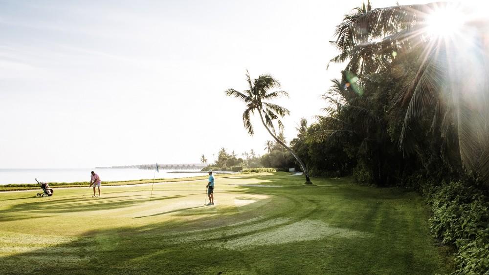 Shangri-La Villingili Resort & Spa Golf Course
