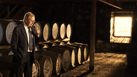 The Balvenie's malt master David Stewart