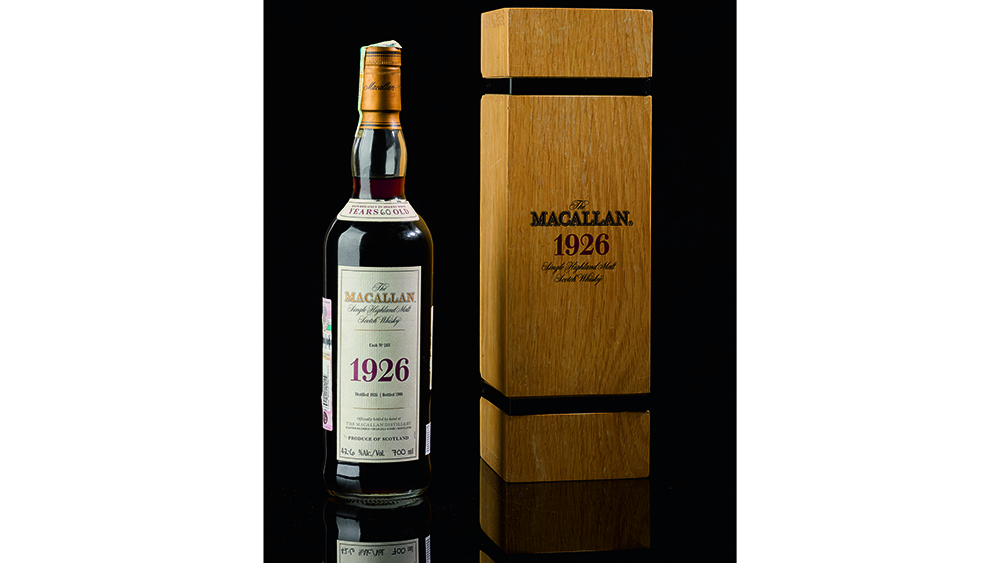 The Macallan Fine Rare 60 Years Old 1926