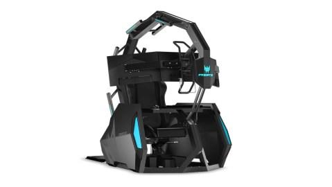 The Acer Predator Thronos Air Gaming Chair