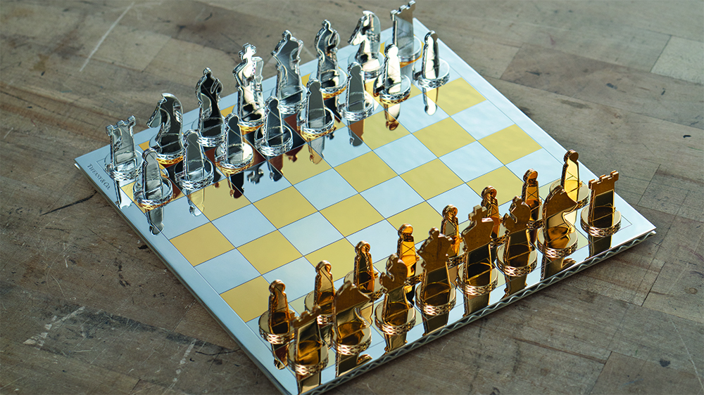 Tiffany and Co Chess Set