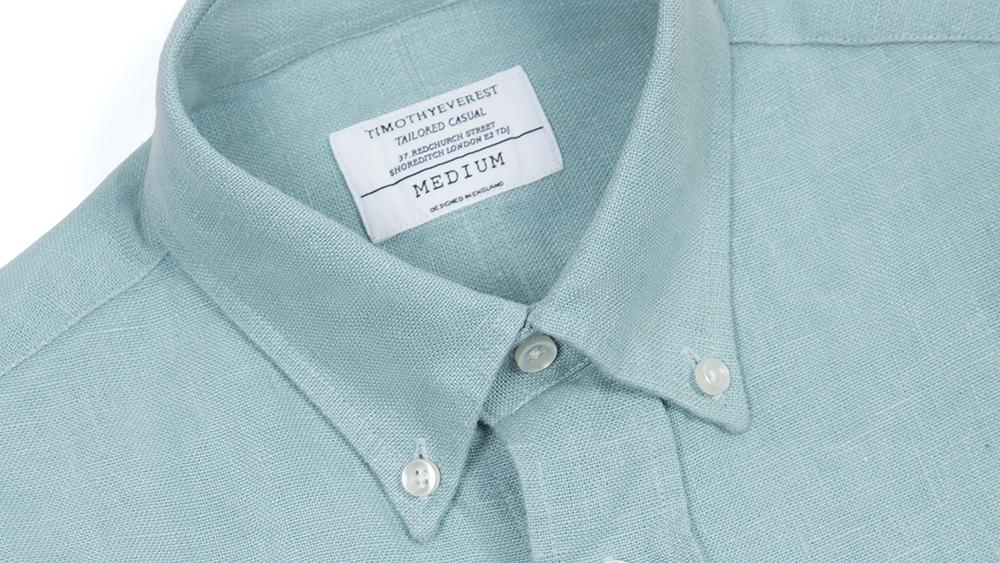 Timothy Everest Linen shirt